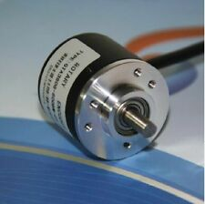 New Encoder 600 P / R 5V-24V Incremental Rotary AB 2 Phase 6mm Shaft + Coupling
