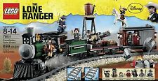 LEGO Lone Ranger - 79111 - Constitution Train - Western - NEUF et SCELLE sealed