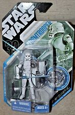 STAR WARS DISNEY 30TH ANNIV MCQUARRIE CONCEPT STORMTROOPER COLLECTOR COIN MOMC