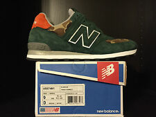 New Balance x Ball and Buck - Green Camo US574M1 - Size 9.5 - #99/176