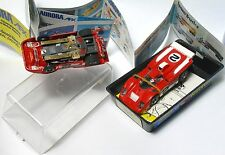 1975 Aurora AFX Magnatraction Ferrari 512M Slot Car RED MIB #1905 Open Scoop NOS