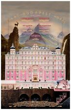 Grand Budapest Hotel Poster 70x100