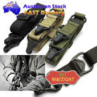 MS3 Multi-function Mission Rifle Gun Sling Tactical Bungee Cord Hook Strap Band