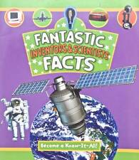 Fantastic Facts Inventors & Scientists for Kids Age 4+ Discoveries Made History