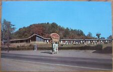 1960s Chrome-Tennessean Motel-Rogersville, Tennessee TN