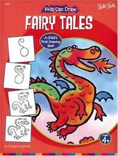 Fairy Tales (Kids Can Draw Series)-ExLibrary