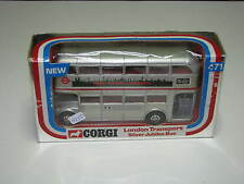 Corgi Major Toys n°471 - Siver Jubilee Bus - Mint + Original Box