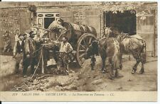 CPA- SALON 1908 - SMITH LEWIS - La Bienvenue au Tonneau