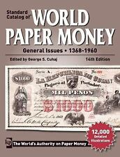 Standard Catalog of World Paper Money General Issues - 1368-1960 (Stan-ExLibrary
