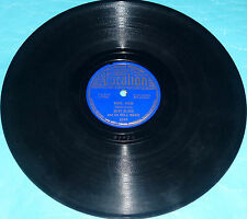 Bert Block - Vieni Vieni & Once in a While / Vocalion 78