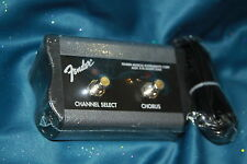 Fender 2 Button Channel/Chorus Footswitch, 0994057000