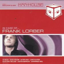 Frank Lorber-In Case Of  DJ-MIX ( Harthouse) CD / NEU!!!