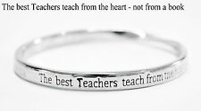 Sterlina Mi Milano Sentimental Message Bangle Meaningful Twisted Bracelet Gift
