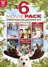 Holiday Collector's Set Vol 7 DVD 2-Disc Set Christmas tail man who saved
