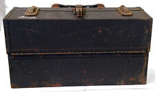Vintage Kennedy Metal Cantilever Tool box Tackle box Style No. 1017-025192