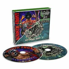 AGNOSTIC FRONT - WARRIORS / MY LIFE, MY WAY - NEW CD ALBUM