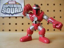 Marvel Super Hero Squad CRIMSON DYNAMO Iron Man Villain