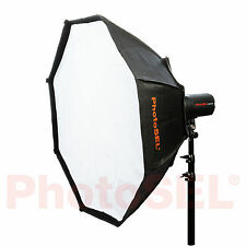 PhotoSEL SBSC150 150cm Ottagonale Softbox Bowens S tipo Speed Ring Flash Studio