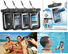 Custodia Impermeabile iPhone 4,4s,5,5s,5c.Cover mare Galaxy,HTC.Lumia. Acqua,sub
