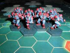 Pro Pintado dreadball Brutal Deluxe Corporation Equipo-Speedball 2 Plan