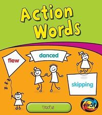 Action Words: Verbs (Heinemann First Library: Getting to Grips with Grammar)