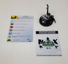 Heroclix Justice League New 52 set Batman #002 Common figure w/card!