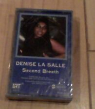 Denise La Salle Second Breath Cassette SEALED