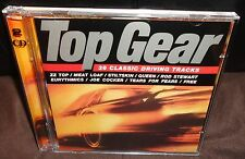 TOP GEAR - 36 Classic Driving Tracks (CD, 1994, 2-Disc)