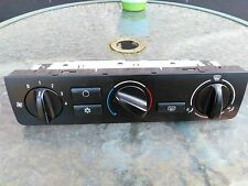 BMW E46 3 Series A/C HEATER CONTROL PANEL UNIT 6931839