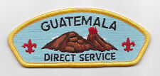 USA BOY SCOUTS OF AMERICA - BSA DIRECT SERVICE COUNCIL - GUATEMALA SCOUT PATCH