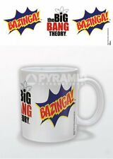 Official The Big Bang Theory Sheldon Bazinga Burst Mug Warner Bros