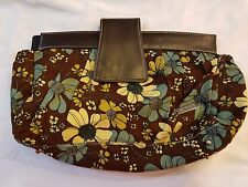 Miche Classic Shell Ashley Corduroy Brown Tan Sage Floral Retired