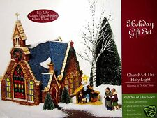 New! Department 56 CHURCH OF THE HOLY LIGHT 56.59206 Christmas In The City Dept.