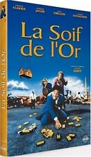 DVD *** LA SOIF DE L'OR *** avec Christian Clavier, Catherine Jacob, ...