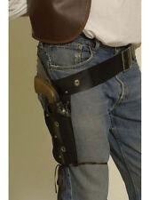 Cintura da cowboy per cowboy del selvaggio west adulti, 1 fondina,