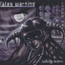 The Spectre Within CD by Fates Warning FREE SHIPPING