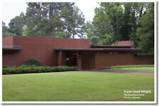 Frank Lloyd Wright House - Florence Alabama  NEW POSTER