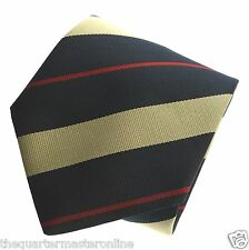 Royal Gloucestershire Hussars Tie