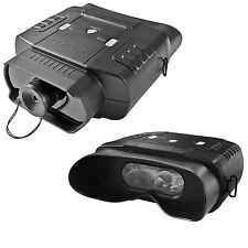 NightFox 100v night vision binoculars - 100m gamma-digitale ad infrarossi 3x20