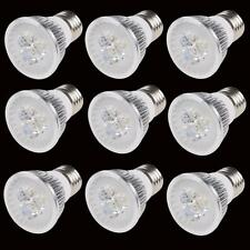 EPISTAR 9W E27 E26 CREE LED 3X3W Spot Light Energy saving Lamp Bulb Warm white