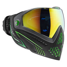 Dye I5 Paintball Mask Goggle - Thermal - Emerald (Black/Lime)
