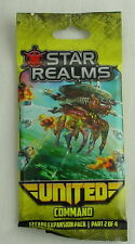 Star Realms United Card Game: Command 12-Card Expansion Pack WWG018-523