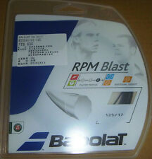 Babolat RPM Blast Tennis String  17/1.25mm