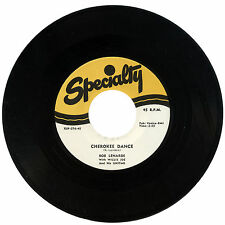 "BOB LENARDE With WILLIE JOE and his UNITAR  ""CHEROKEE DANCE""   R&B     LISTEN!"