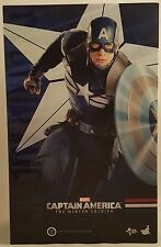 Hot Toys CAPTAIN AMERICA(Stealth Suit) MMS242 1/6th Scale Figure Winter Soldier