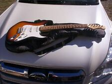 Fender Stratocaster Sunburst Electric Guitar Strat Made in Mexico