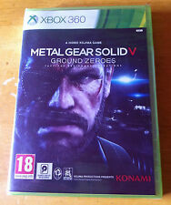 Metal Gear Solid V: Ground Zeroes for Microsoft Xbox 360 New