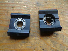 RAPTOR TITAN X50 MAIN ROTOR SHAFT BEARINGS & MOUNTS