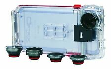 Optrix by Body Glove Waterproof Action Camera Case for iPhone 6/6s - Pro -