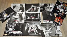 PAUL NASCHY tres rare lot photos presse argentique cinema  epouvante , erotique